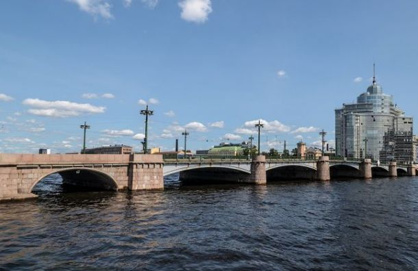 На рукавах Невы мосты перестанут разводить 15 ноября
