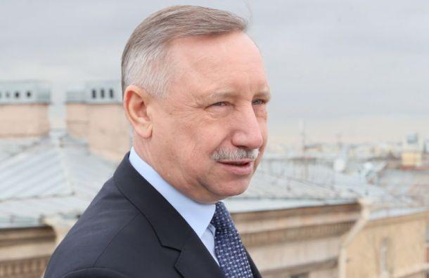 Беглов: «Введение пропускного режима в Санкт-Петербурге нецелесообразно»
