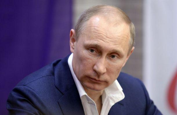 Путин захотел ужесточить наказание за оскорбления
