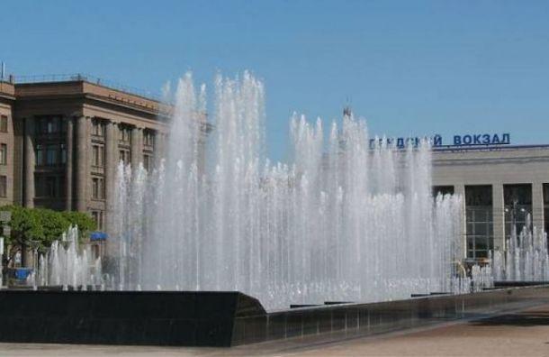 Новый светомузыкальный фонтан откроют в Санкт-Петербурге в 2020 году