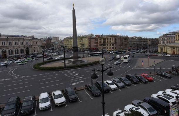 Стало известно о появлении новых парковок в Санкт-Петербурге