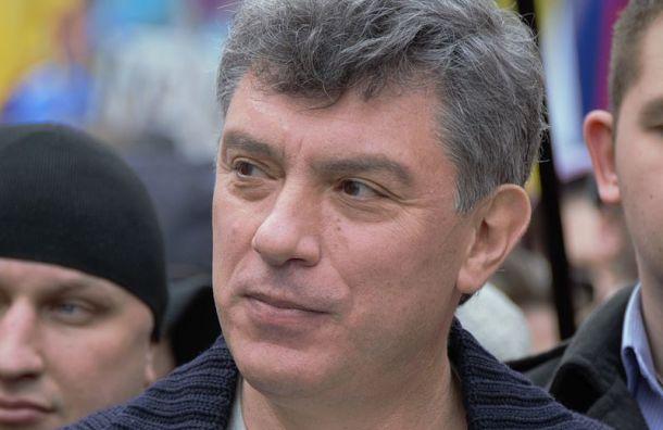 Акцию памяти Немцова проведут в Санкт-Петербурге 29 февраля