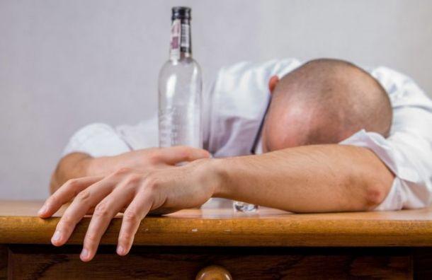 Петербуржцы стали чаще умирать от алкогольных отравлений