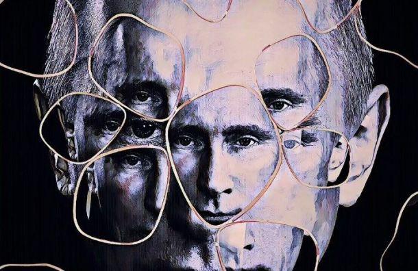 Нашелся купивший портрет Путина за $ 400 тысяч