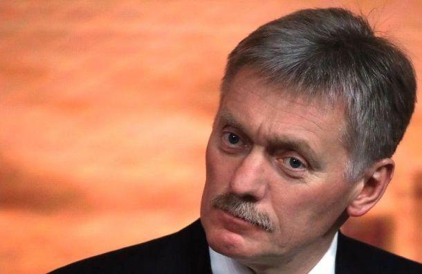 пресс-секретарь президента России: О продлении выходных из-за коронавируса говорить пока рано