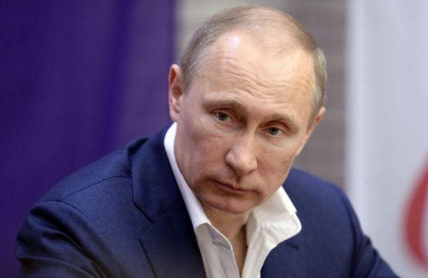 Путин: при мне в России сохранится статус «мама» и «папа»
