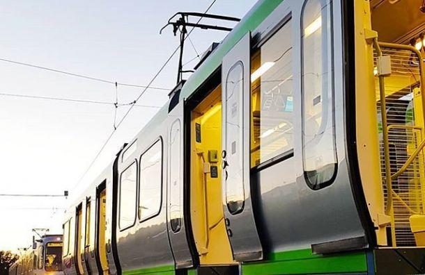 К концу года подготовят проект линии скоростного трамвая до Колпино