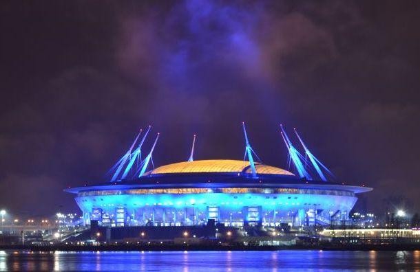 Смольный подал иски на 8,9 млрд руб. к строителям «Газпром арены»