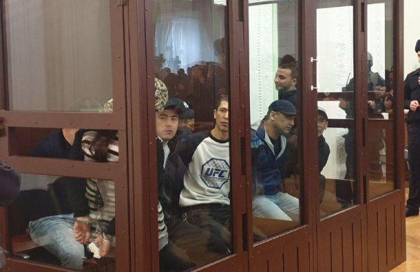Суд вынес приговор фигурантам дела о теракте в петербургском метро