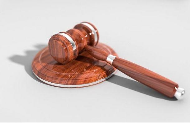 Суд наказал петербуржца условным сроком за пинок полицейского