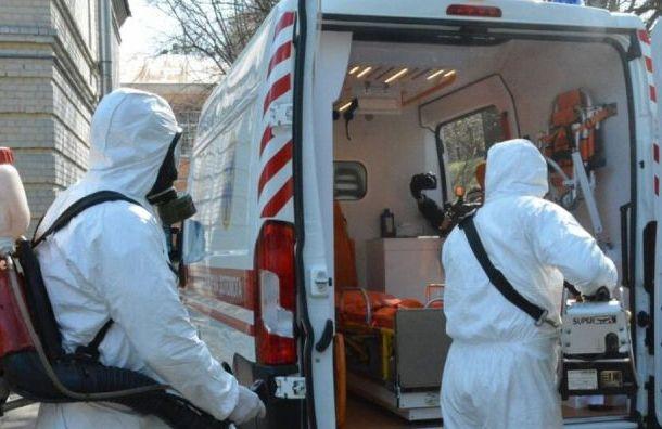 Жертвами коронавируса в Санкт-Петербурге стали еще пять человек