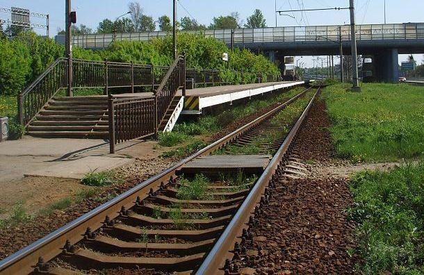 Поезд насмерть сбил женщину на станции «Горская»