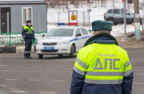 ГИБДД устроило погоню за водителем каршеринга