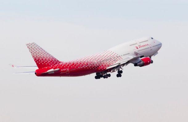 Пассажиров рейса Париж — Санкт-Петербург проверили на коронавирус