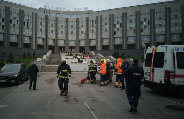 Семьям сгоревших в больнице Святого Георгия выплатят 1 млн руб.