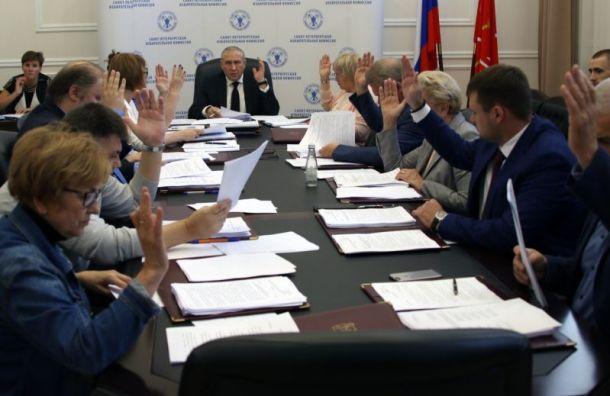 Горизбирком планирует снять с должности главу ТИК 29