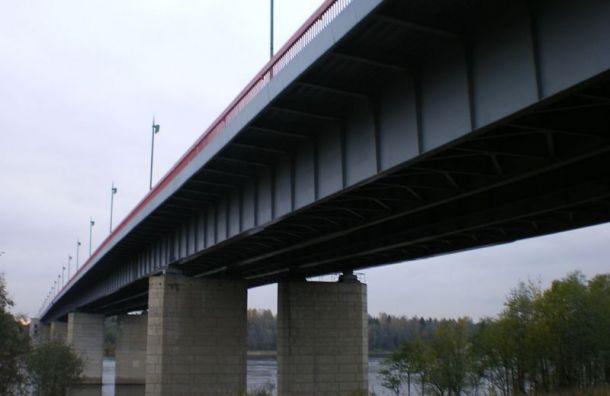 Ладожский мост на трассе «Кола» будет разведен на 45 минут 12 ноября