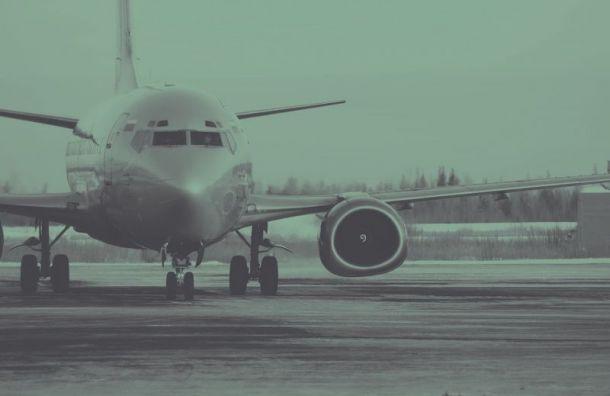 Пенсионер по ошибке «заминировал» самолет, вылетающий в Санкт-Петербург