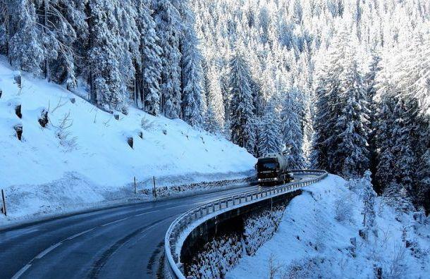 Мокрый снег с сильным ветром обрушатся на Леонбласть 19 января