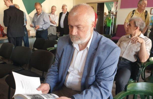 Амосов прокомментировал предложение Бортко снять кандидатуры с выборов