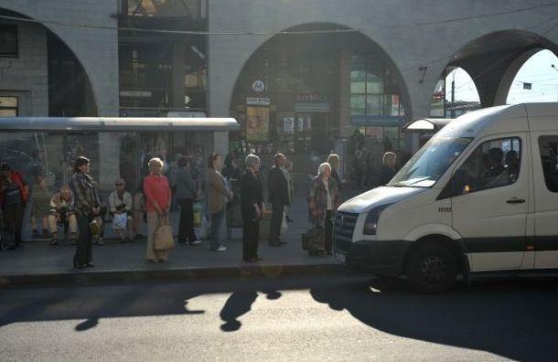 Власти Санкт-Петербурга хотят отказаться от коммерческих маршруток