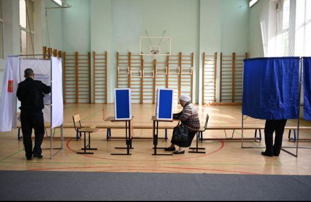 Памфилова: подводить итоги выборов в Санкт-Петербурге рано