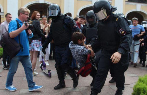 Пикеты за честные выборы прошли в Санкт-Петербурге