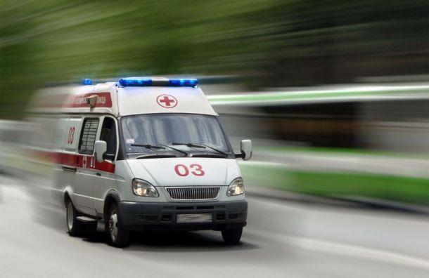 Маленький мальчик выжил после падения с 7-го этажа в Новом Девяткино