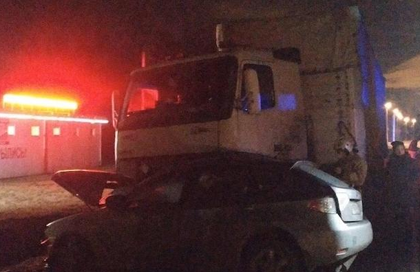 Два человека погибли в ДТП на Ленинградском шоссе