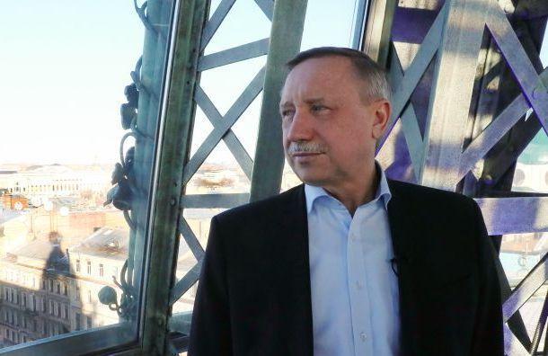 Беглов рассказал, когда ждать пика коронавируса в Санкт-Петербурге