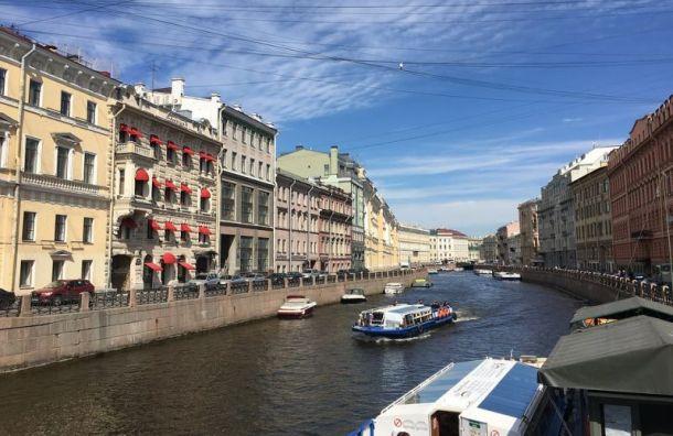 Санкт-Петербург в четверг повторил температурный рекорд 1942 года