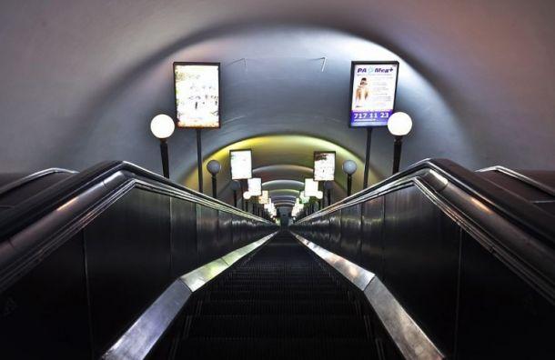 Сотрудники петербургского метро рассказали о режимах работы эскалаторов