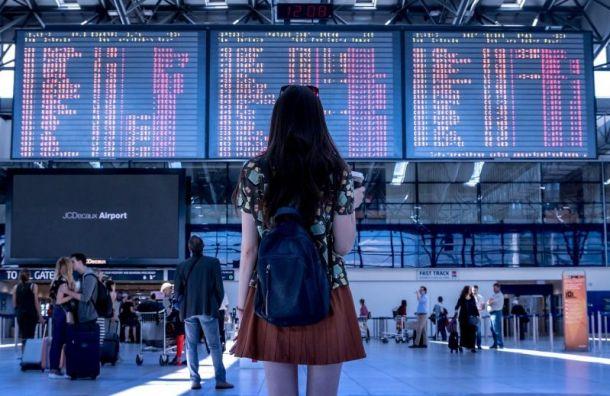 Несколько рейсов из аэропорта Пулково отменены