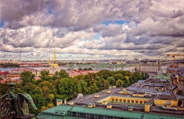 Петербургские прогулки по крышам могут стать легальными