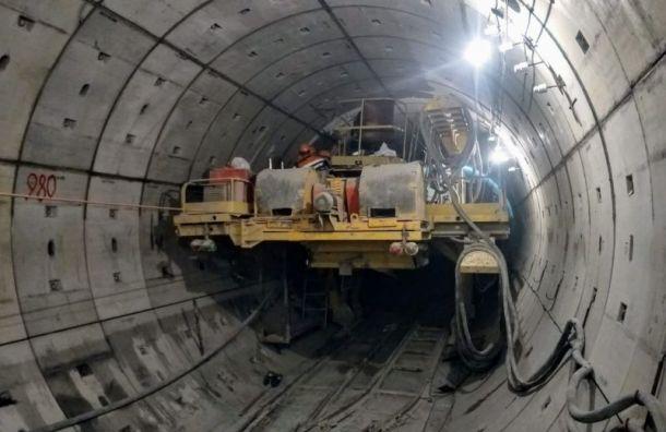 УФАС приостановило закупку на проектирование «коричневой» ветки метро