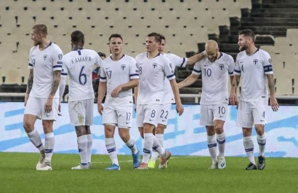 Финские футболисты во время Евро-2020 будут жить в Репино
