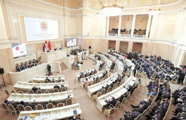 Зак. собрание в первом чтении принял законодательный проект о росте зарплат чиновников