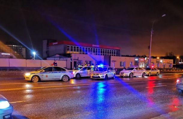 Устроившего гонки с полицией водителя поймали на ул. Коммуны