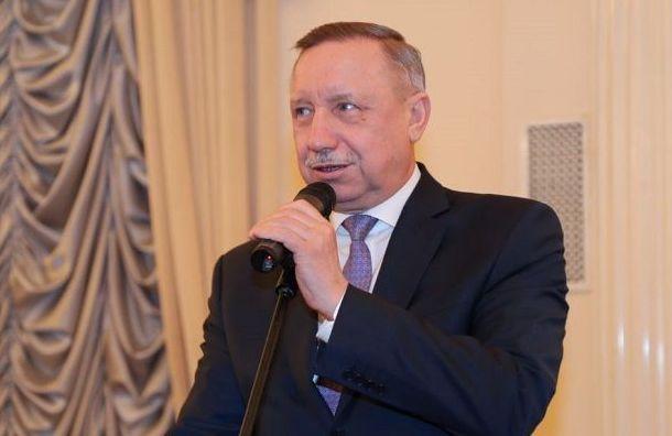Беглов доложил Путину о борьбе с коронавирусом в Санкт-Петербурге