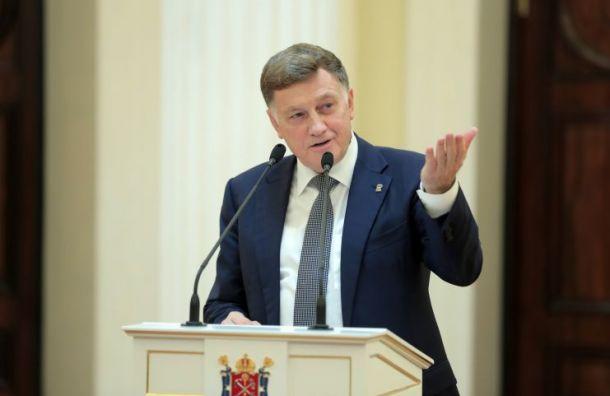 Макаров одобряет переезд СПбГУ в Шушары