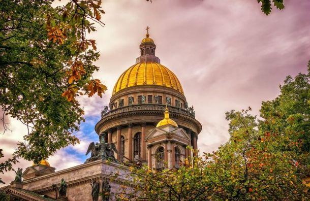 Туристический поток из Италии в Санкт-Петербург вырос вдвое
