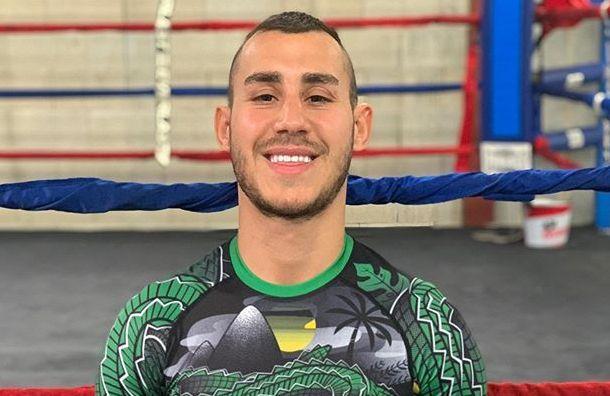 Тело боксера Дадашева доставили в Россию