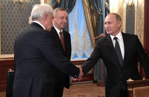 пресс-секретарь президента России: Путин назначил Беглова врио не из-за принадлежности к партии