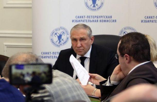 Глава Горизбиркома не поверил в нападения на наблюдателей