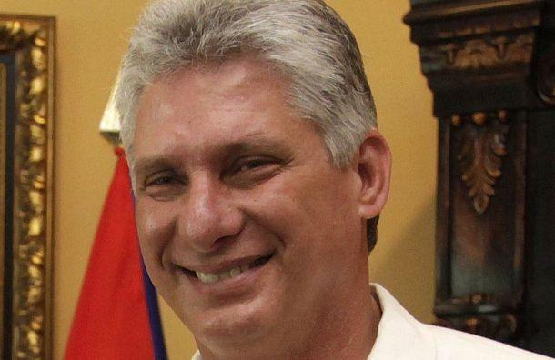 Санкт-Петербург с рабочим визитом посетил политический лидер Кубы
