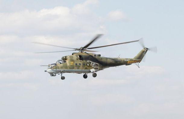 Свыше 40 самолетов и вертолетов провели репетицию перед парадом в Санкт-Петербурге