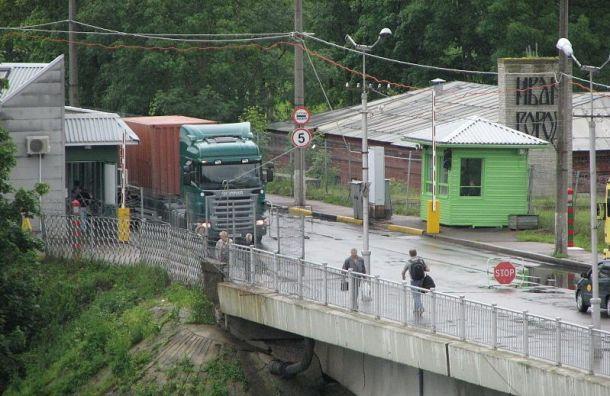 Таможенники задержали в Ивангороде эстонца с килограммом кокаина