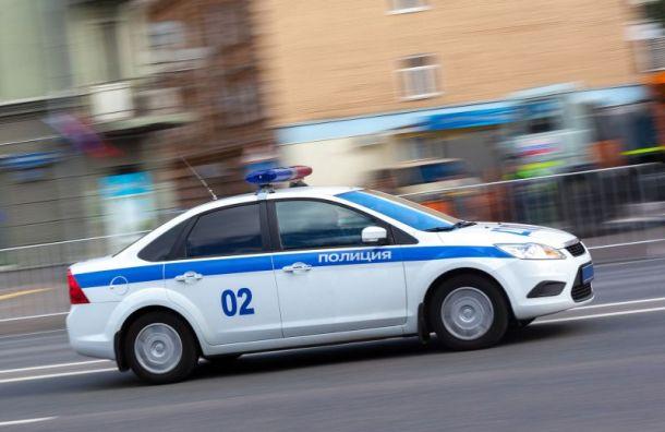 Полицейские устроили погоню со стрельбой за подростком на ВАЗе