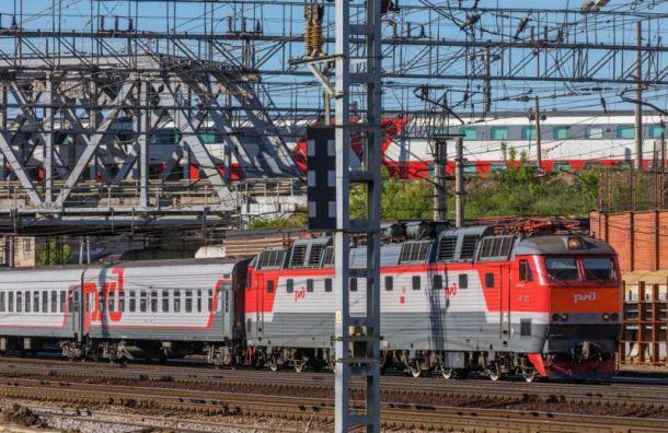 РЖД вложит 599 млрд руб. в железнодорожную инфраструктуру Санкт-Петербурга