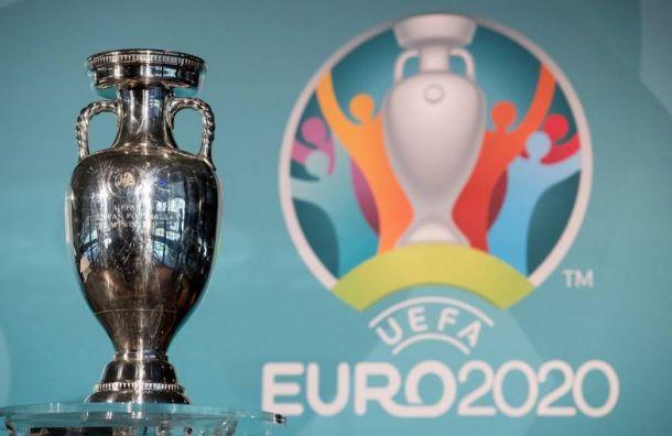 Кубок чемпионата Европы привезут на три дня в Санкт-Петербург